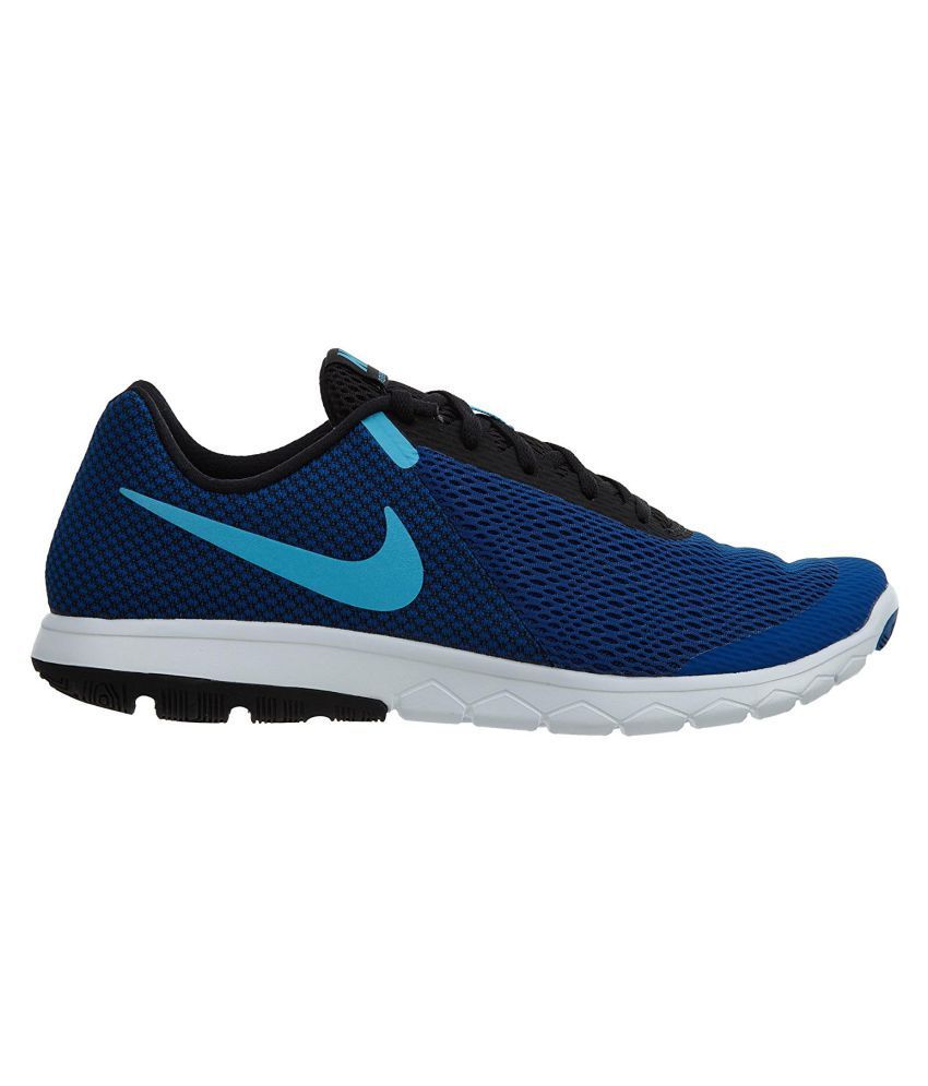 5fd007cce8f58 Nike FLEX EXPERIENCE RN 6 Blue Running Shoes - Buy Nike FLEX ...