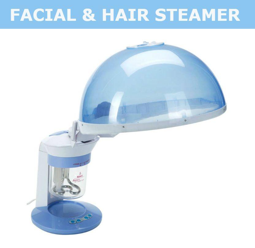 O3 Portable Salon Spa Machine 2 In 1 Facial & Hair Steamer