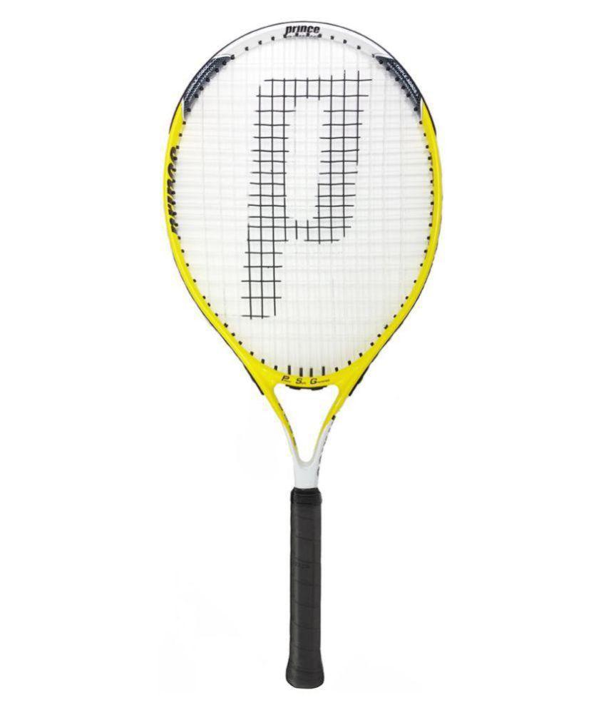 Prince Deuce 25 - 7T17P105 Tennis Racquet Yellow