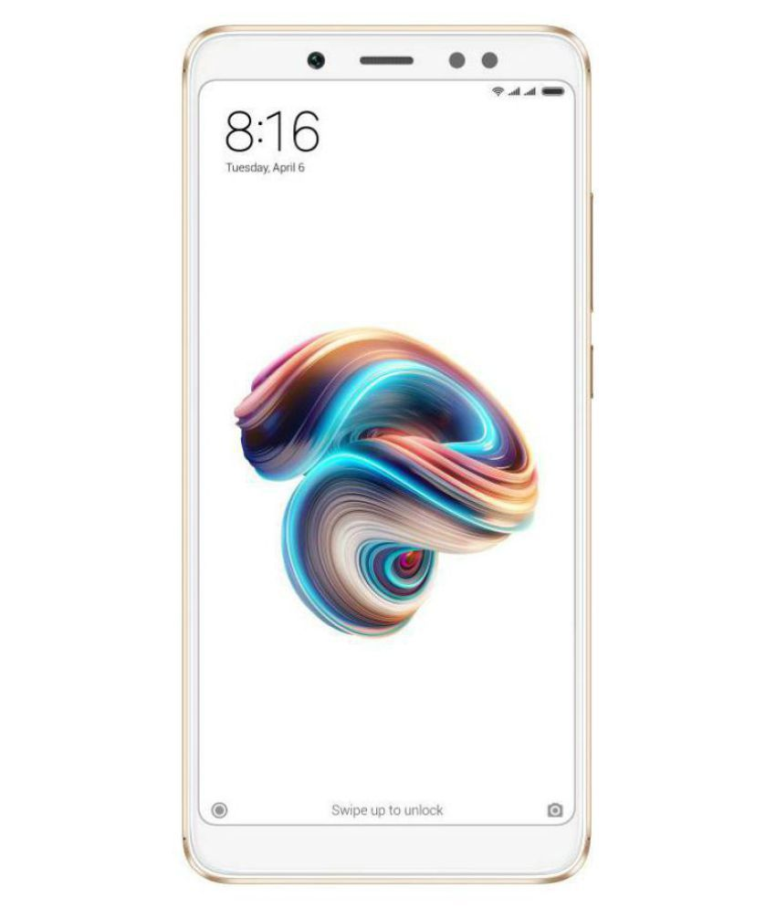 Redmi Note 5 Pro (64GB, 6GB RAM) - with 20MP Front Camera