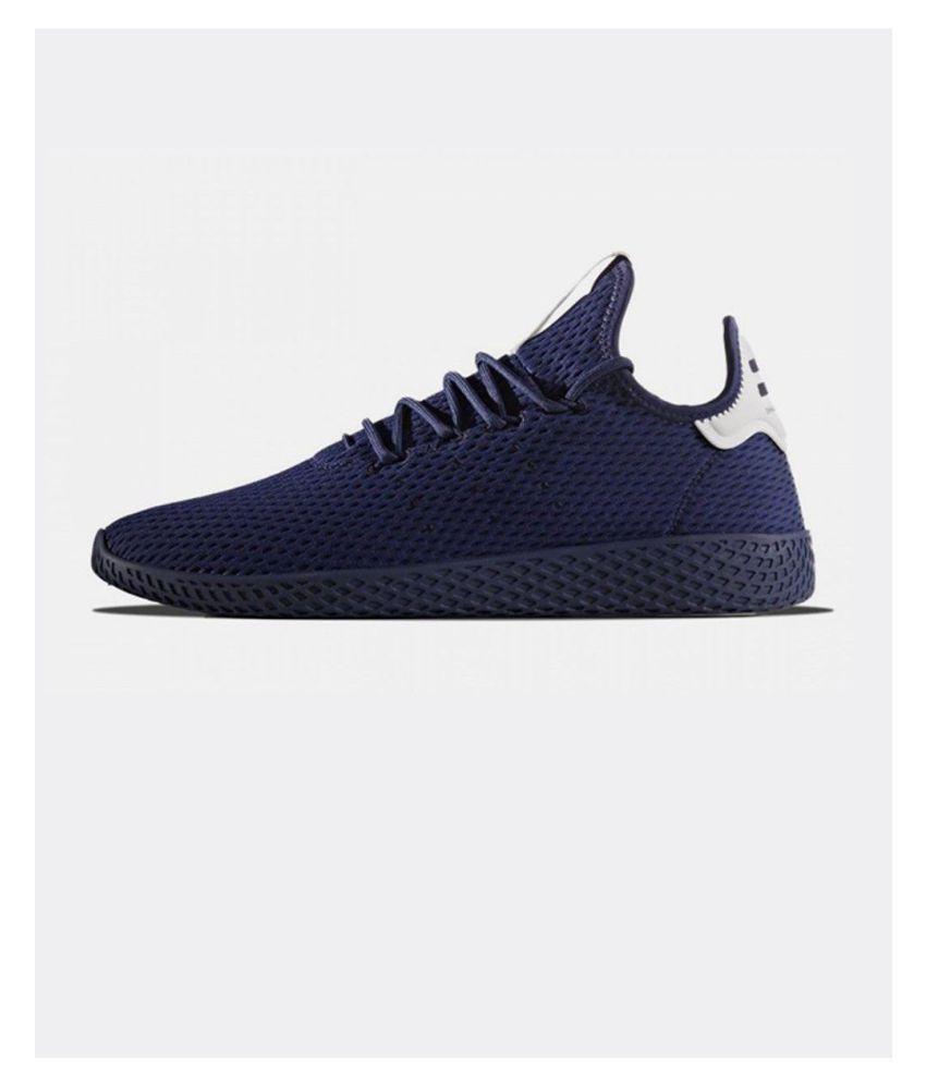 59af2624e072d Adidas Pharrell Williams HU Blue Blue Training Shoes - Buy Adidas ...