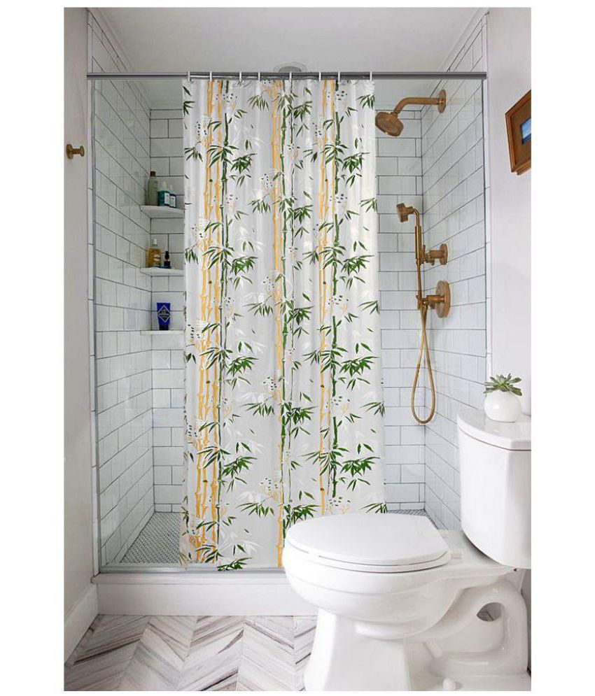 E Retailer Single Shower Curtain Multi Others