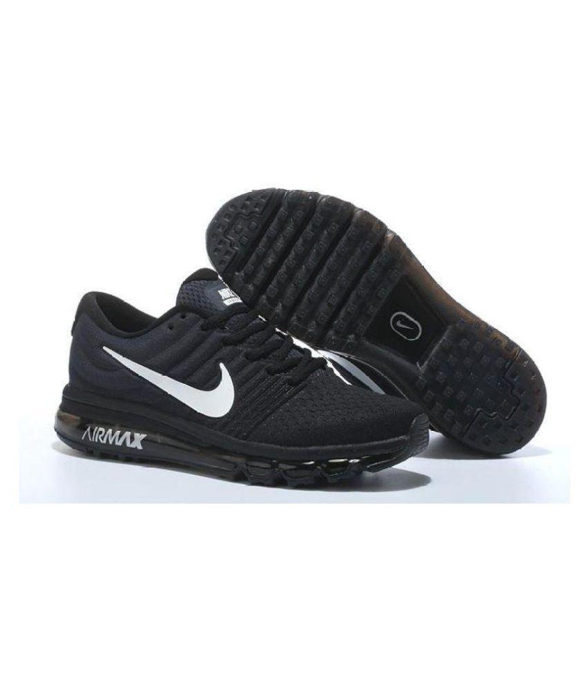 d7d2c278d3d australia air max 2017 black white imports the air cushion shoes ...