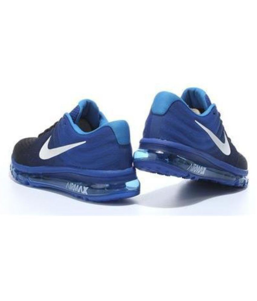 1b7bcb71e9 ... Nike Airmax 2017 LTD Edition Navy Royal Multi Color Running Shoes ...