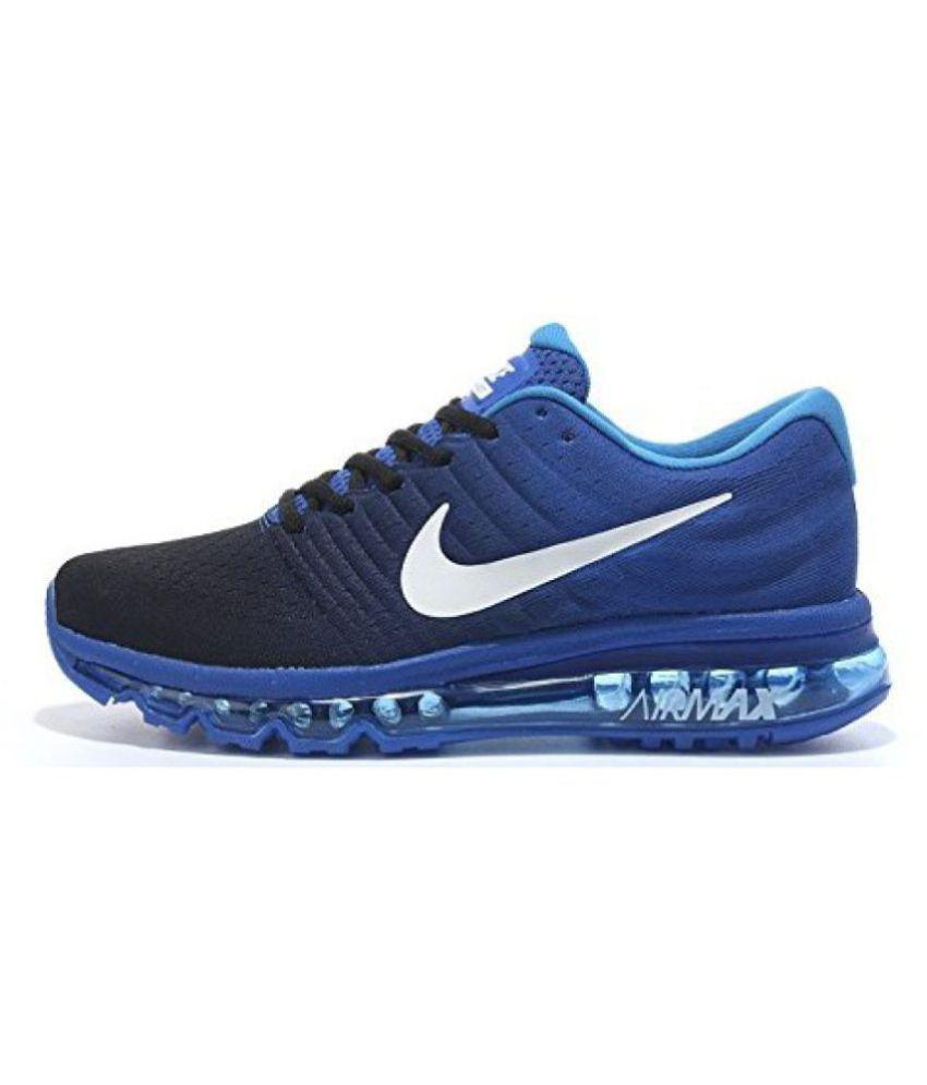 Nike Airmax 2017 LTD Edition Navy Royal Multi Color Running Shoes - Buy Nike  Airmax 2017 LTD Edition Navy Royal Multi Color Running Shoes Online at Best  ... a3afec6a2