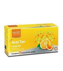 VLCC Anti-Tan Facial Kit 250g (Set of 5)