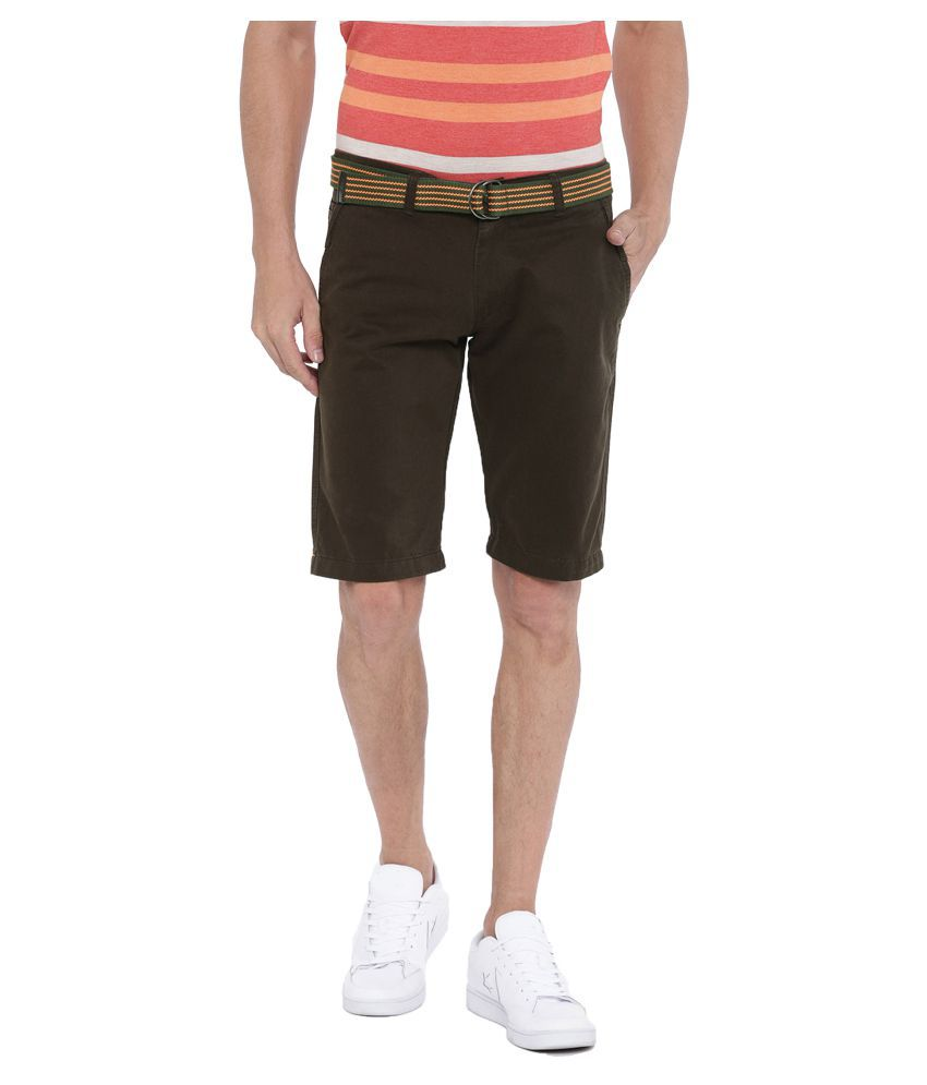 Fifty Two Brown Shorts