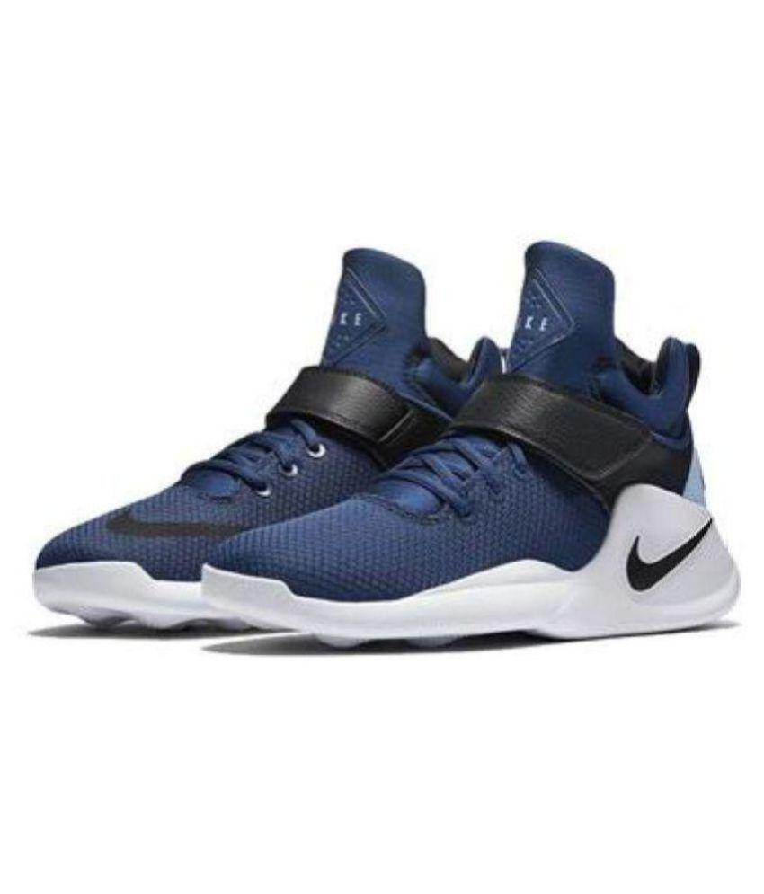 f77f147a78f8 Nike Kwazi Blue Running Shoes - Buy Nike Kwazi Blue Running Shoes ...
