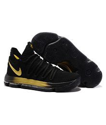 3c9d51c2d7de Quick View. Nike 2018 KD10 Black Basketball Shoes