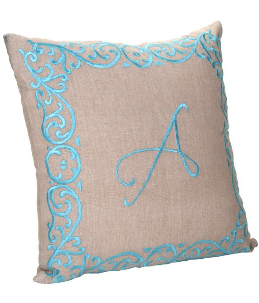 Kanyoga Single Multi Cotton Filled Cushion