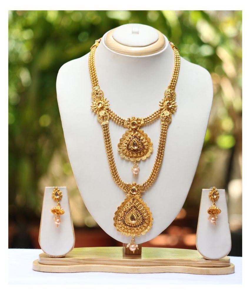 Necklace Set Swarajshop