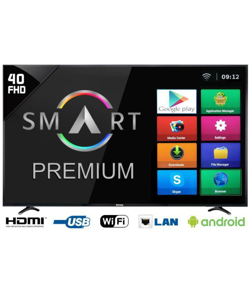 WESTWAY WEL 4000 SP 101 cm ( 40 ) Smart Full HD (FHD) LED Television