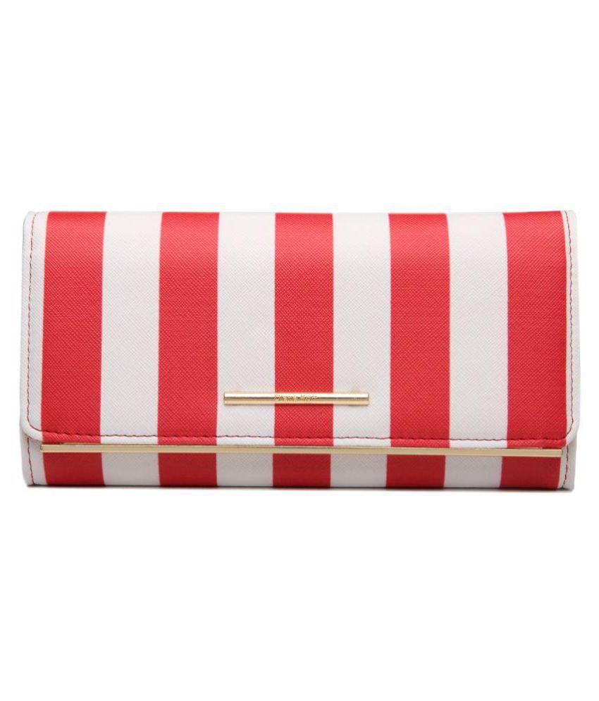Diana Korr Red Wallet