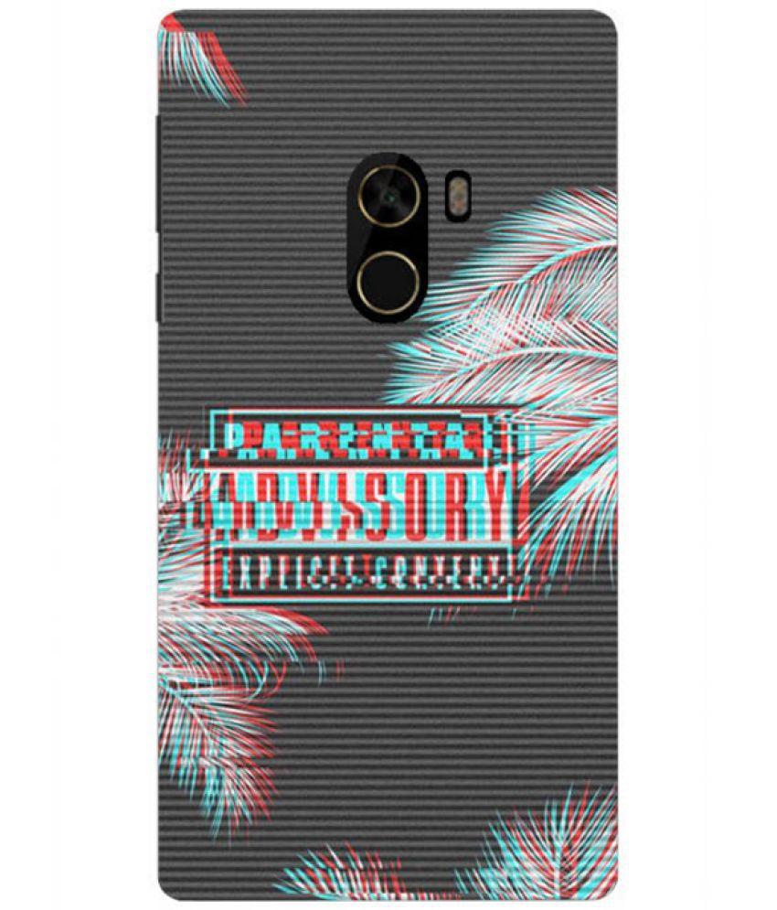 Xiaomi Mi Mix 2 3D Back Covers By Kabzah