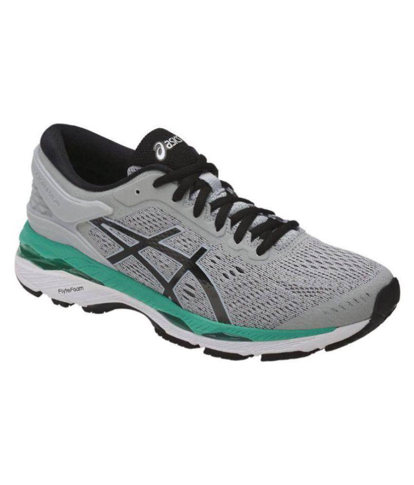 b1886739a Asics GEL-KAYANO 24 Gray Running Shoes - Buy Asics GEL-KAYANO 24 ...