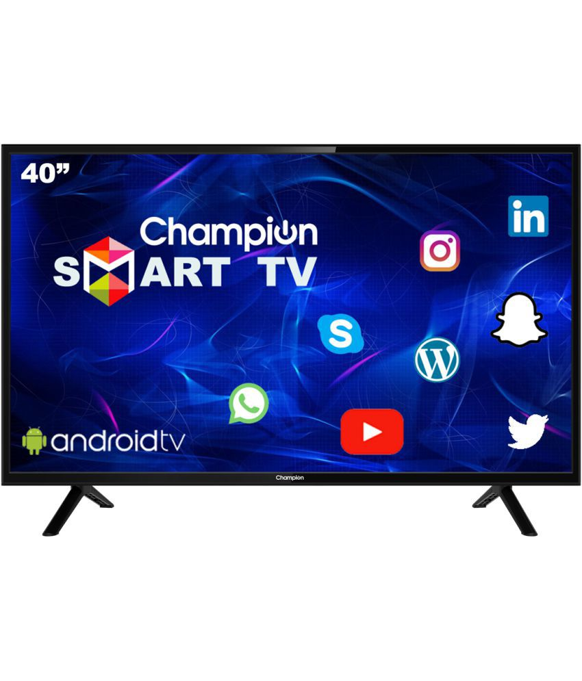 Champion Champ40Smart 101.6 cm ( 40 ) Smart Full HD (FHD) LED Television