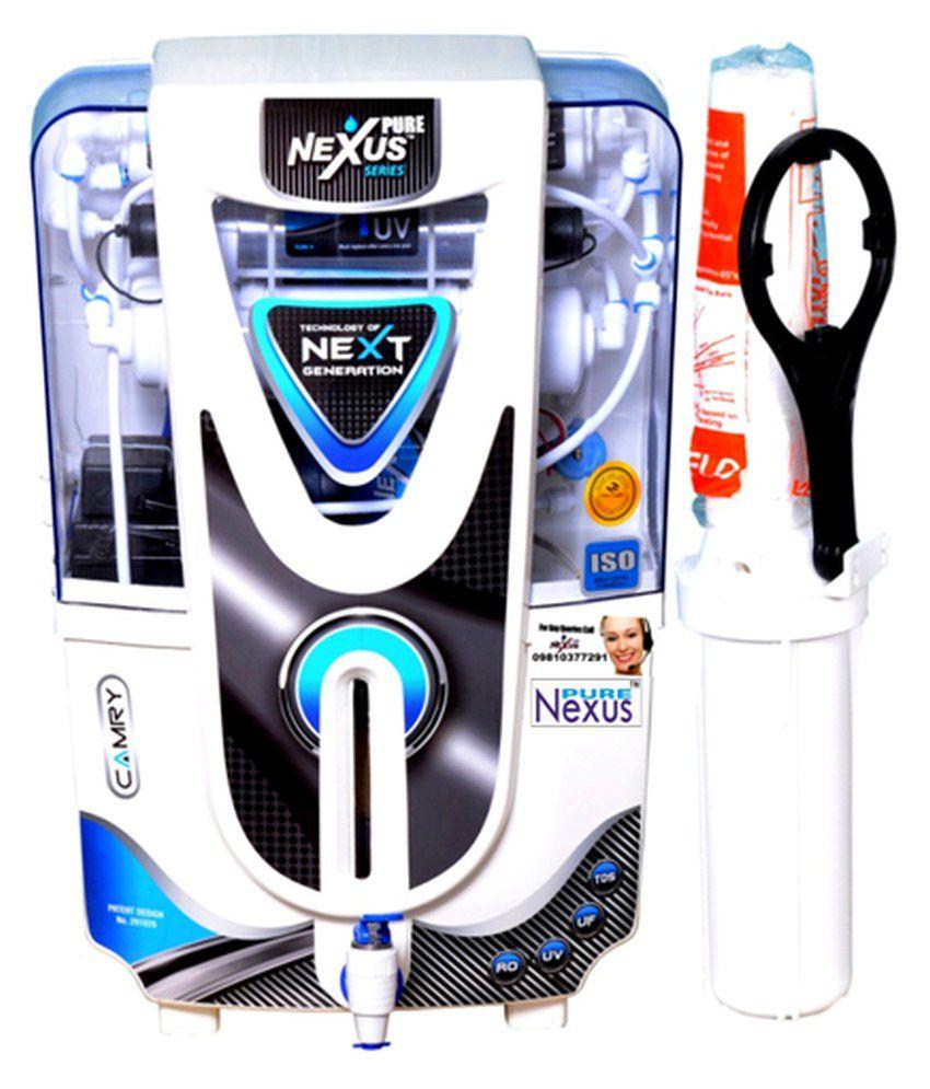 NEXUS PURE CAMRY 1516 14 Ltr ROUVUF Water Purifier
