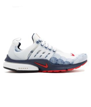 771ec29f59d3 Nike Air Presto Olympic USA White Running Shoes - Buy Nike Air Presto  Olympic USA White Running Shoes Online at Best Prices in India on Snapdeal