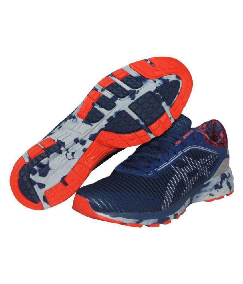 buy online 8712d f366c Asics DynaFlyte 2 Navy Running Shoes