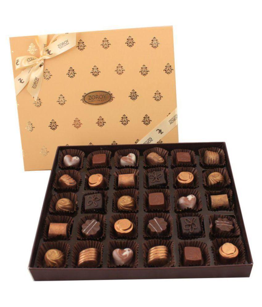 Zoroy Luxury Chocolate Signature Chocolate Box 360 gm