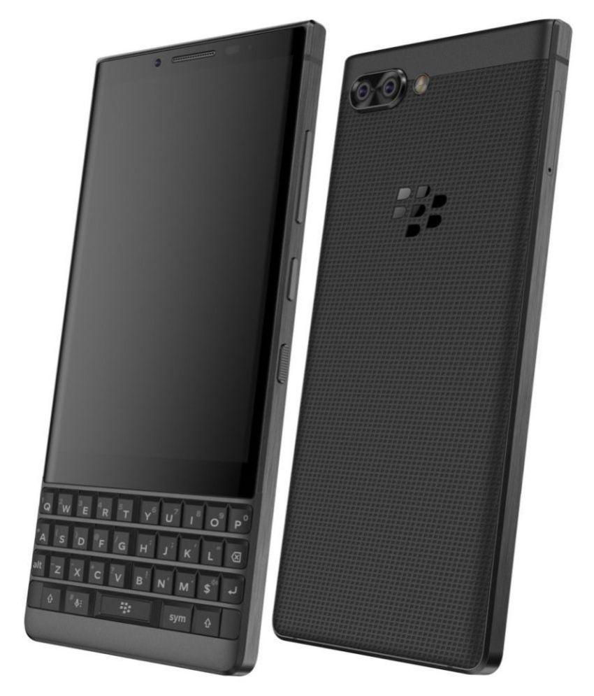 new product adbd2 0da2a Blackberry KEY2 ( 128GB , 6 GB ) Black