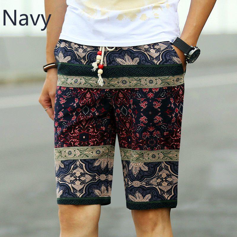 ZXG Navy Shorts