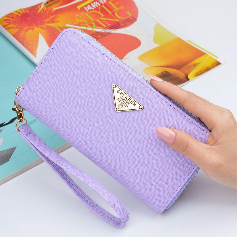 Kamalife Violet Wallet