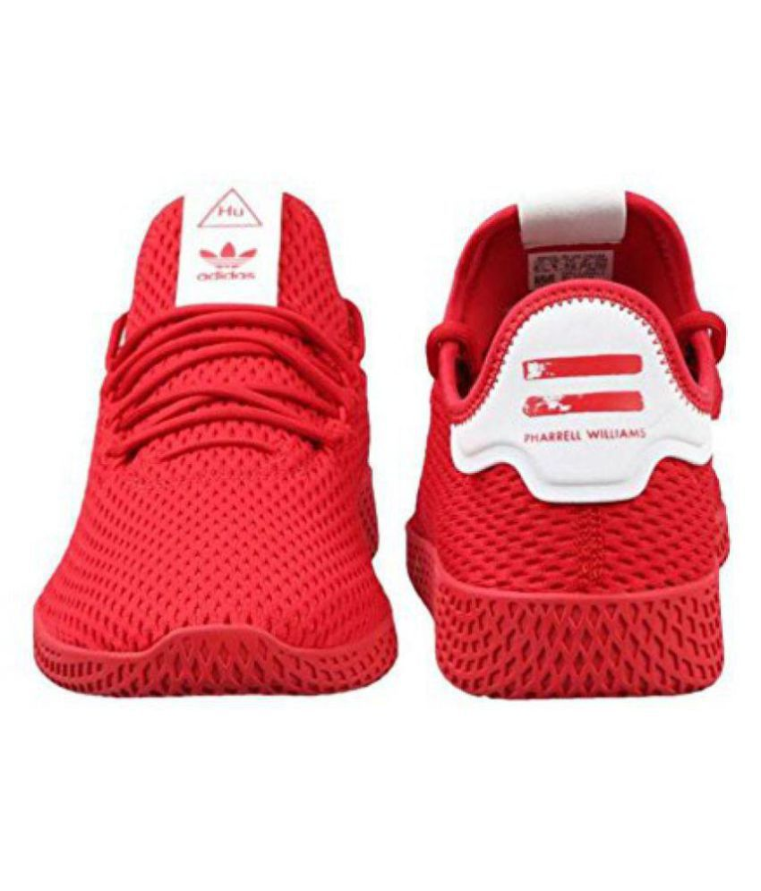 Adidas pharrell williams Sneakers Red