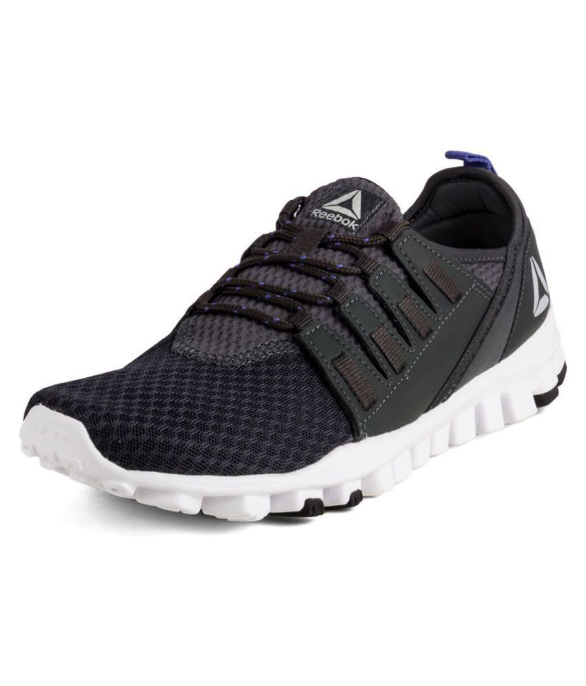 Reebok Flex Xtreme Black Running Shoes Reebok Flex Xtreme Black Running  Shoes ... ba5d86061