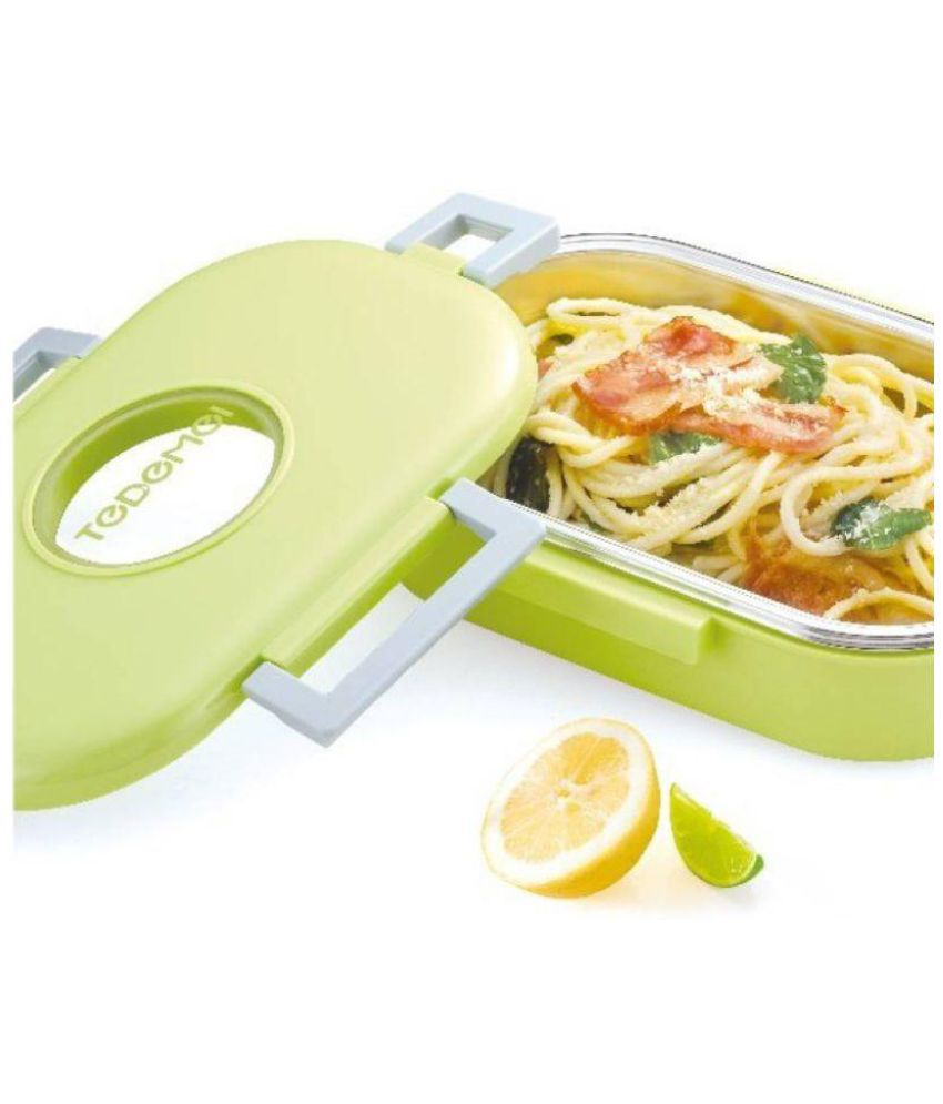 Priyankish Green Lunch Box