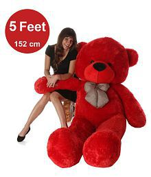 Stuffed teddy bear condom holder