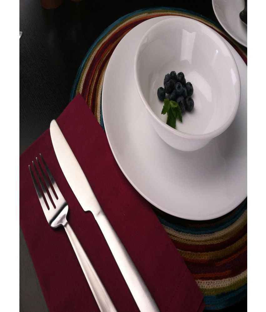 Corelle Winter Frost Glass Dinner Set of 12 Pieces