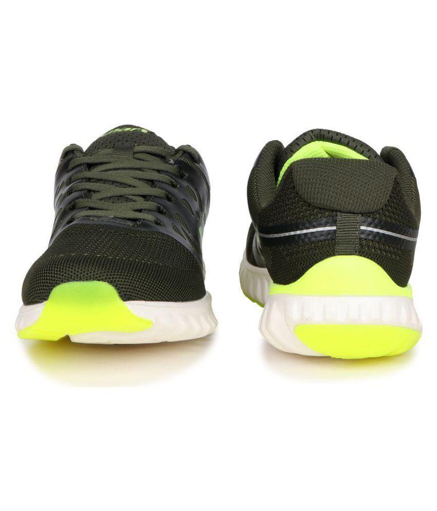 75b0c1db37d3e Sparx Men SM-345 Olive Running Shoes - Buy Sparx Men SM-345 Olive ...