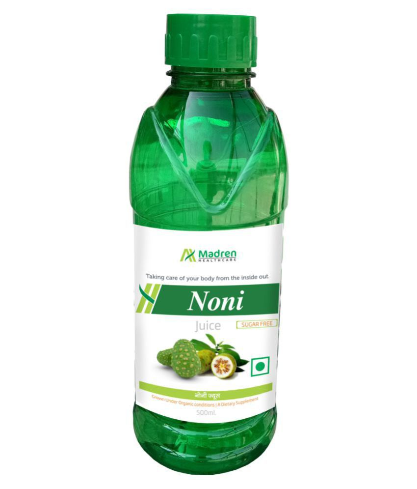 Madren Healthcare Noni Juice Health Drink 500 ml