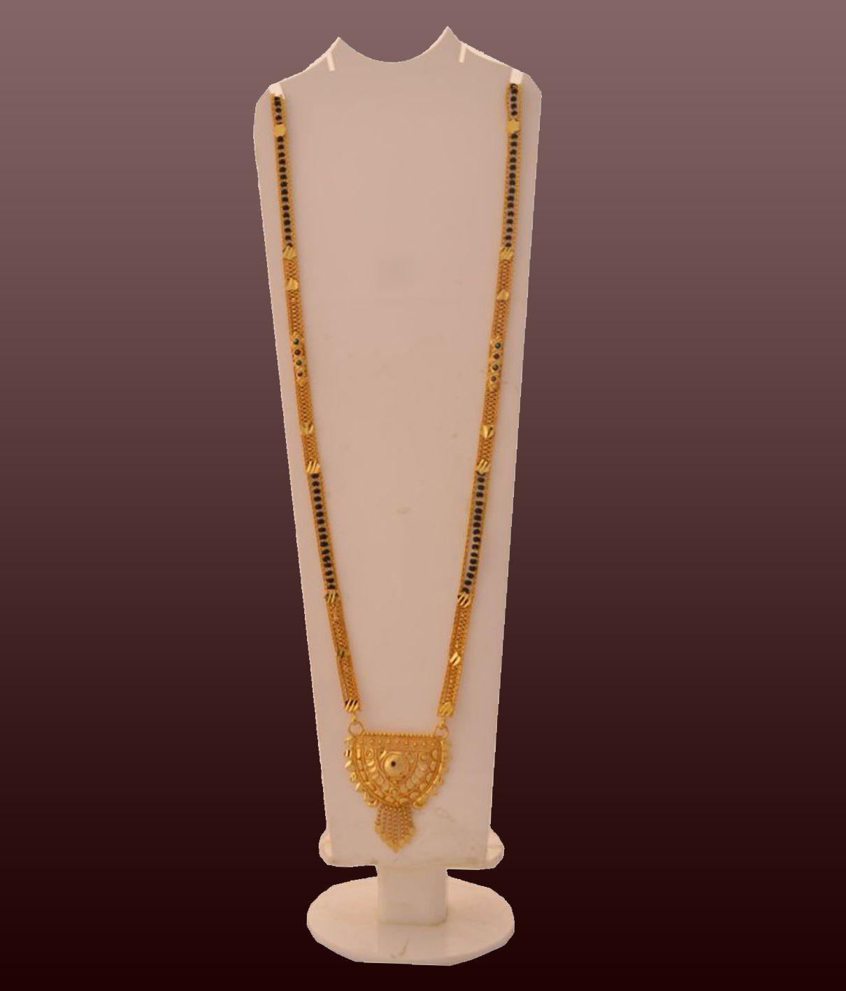 R.K golden alloy mangalsutra