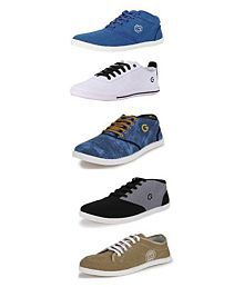 Globalite Globalite Men's Casual Shoes Outdoor Multi Color Casual Shoes