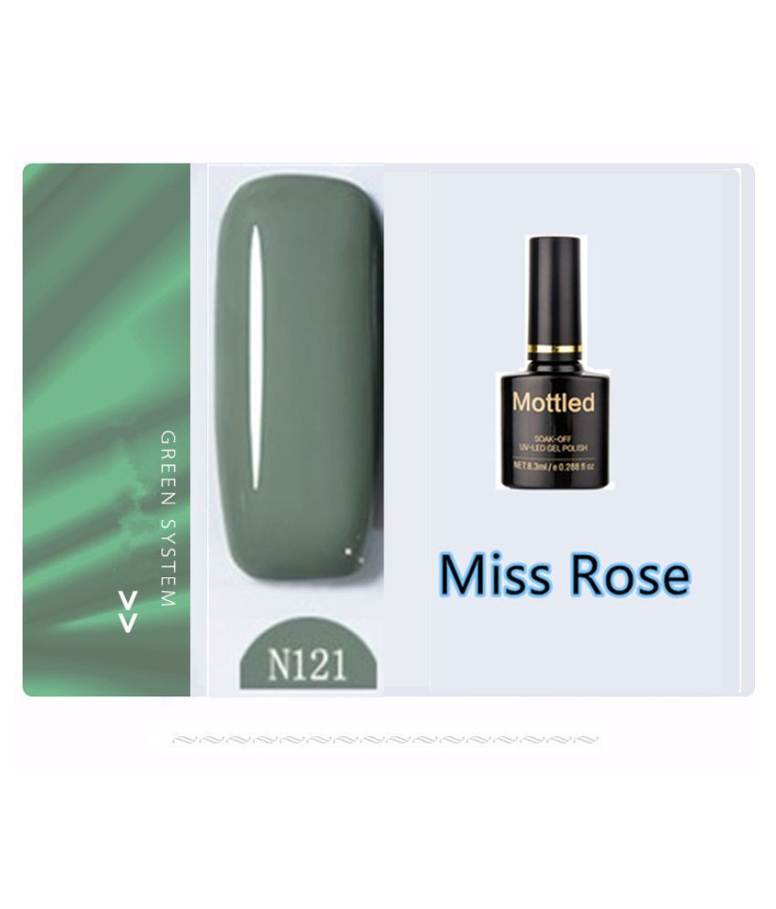 Miss Rose Nail Polish N121 As Picure Glossy 35g gm