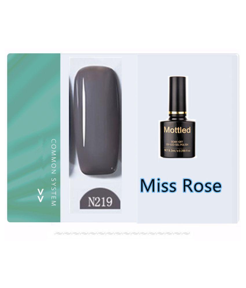 Miss Rose Nail Polish N219 As Picure Glossy 35g gm