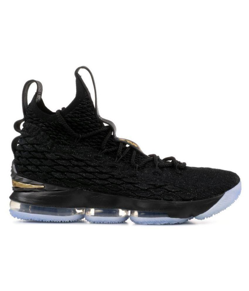 b8c63af3675 Nike lebron Black Basketball Shoes - Buy Nike lebron Black Basketball Shoes  Online at Best Prices in India on Snapdeal