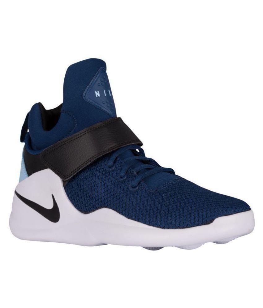 Nike 2018 KWAZI Blue Running Shoes ...