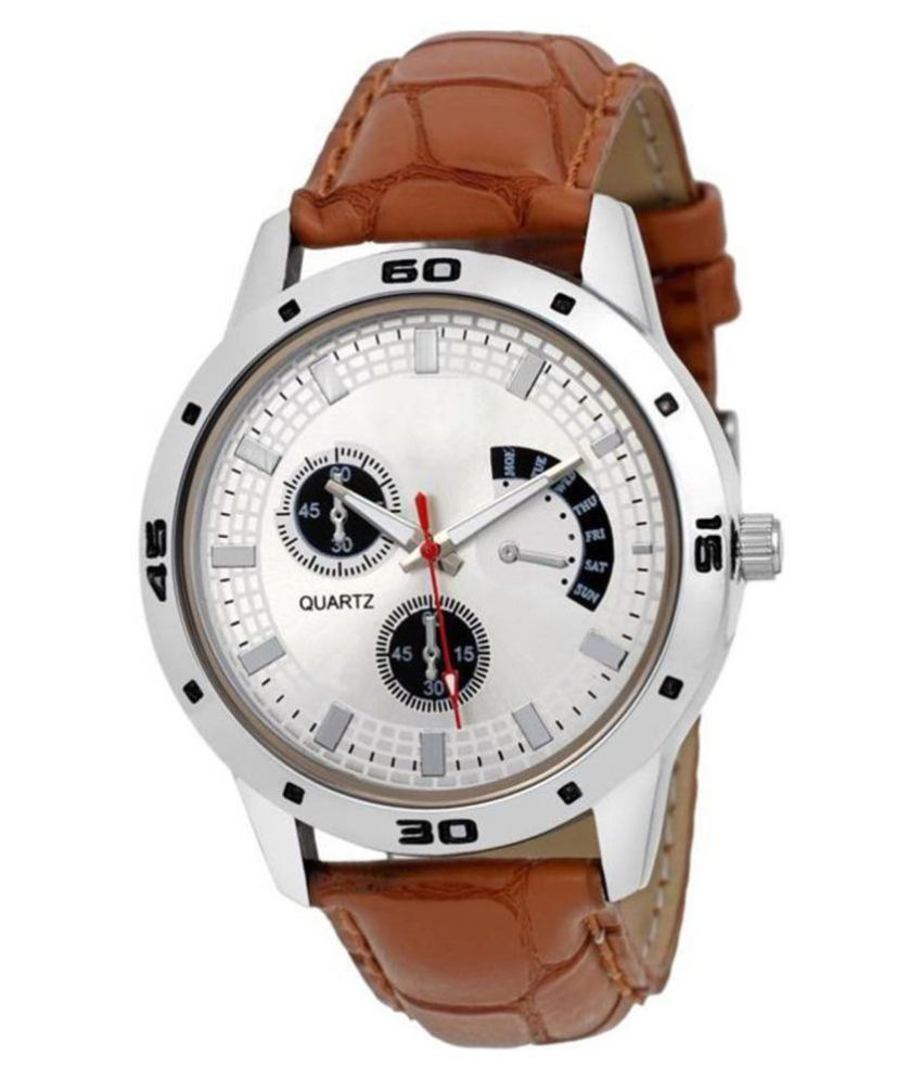 Shiv Fashion NM-001-0001 Leather Analog