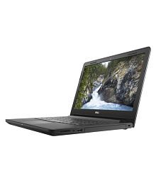 Dell Vostro 3478 Notebook Core i5 (8th Generation) 4 GB 35.56cm(14) Windows 10 Home with MS Office Home & Student 2 GB Black