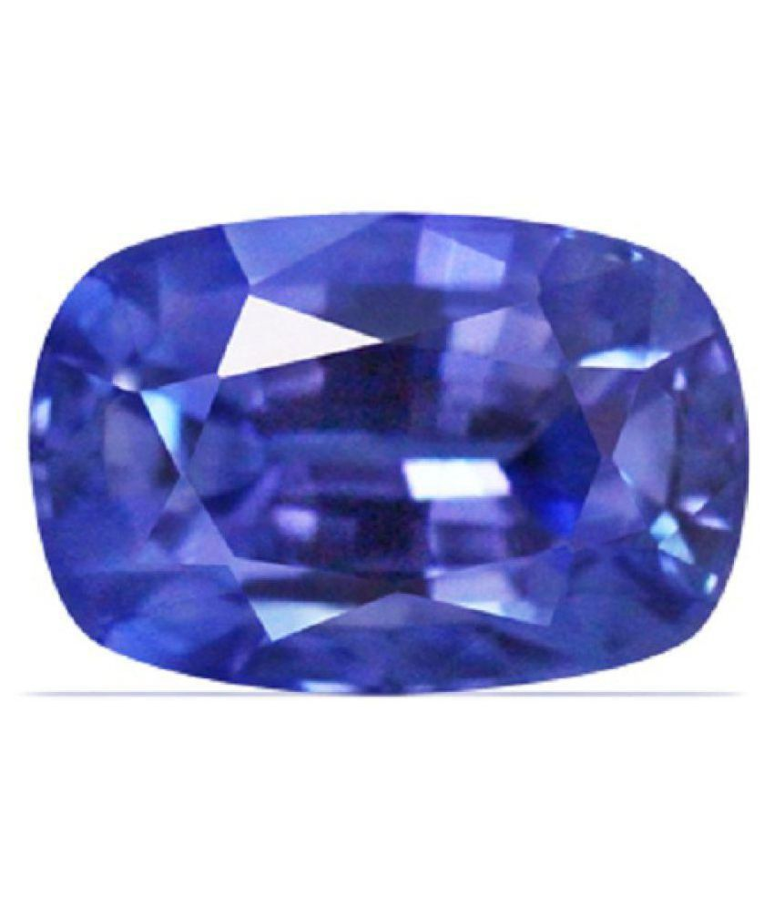 Astro Cart 7 -Ratti IGL Blue Blue Sapphire (Neelam) Precious Gemstone