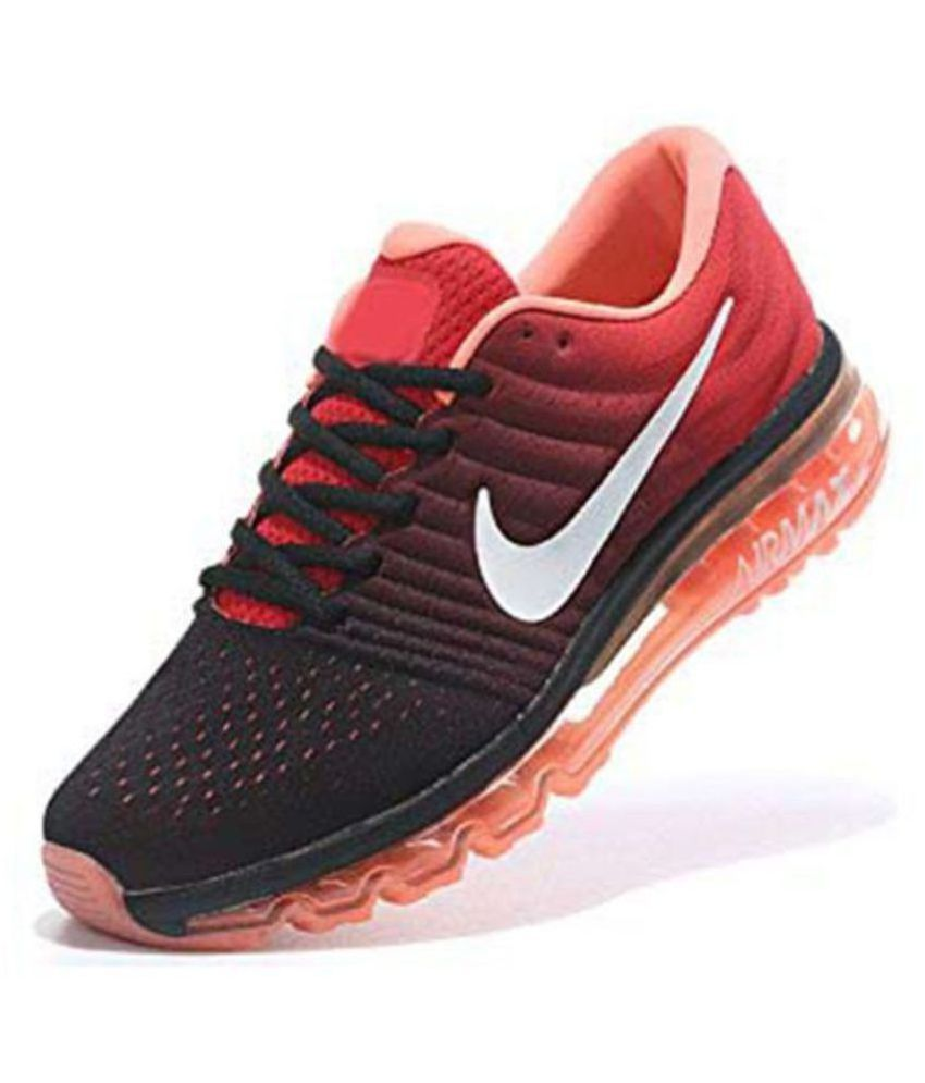 0cc7531aa11a ... ireland nike airmax 2017 all colour orange running shoes buy nike  airmax 2017 all colour orange
