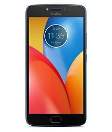 Moto E4 Plus (32GB, 3GB RAM) - with 5000 mAh battery