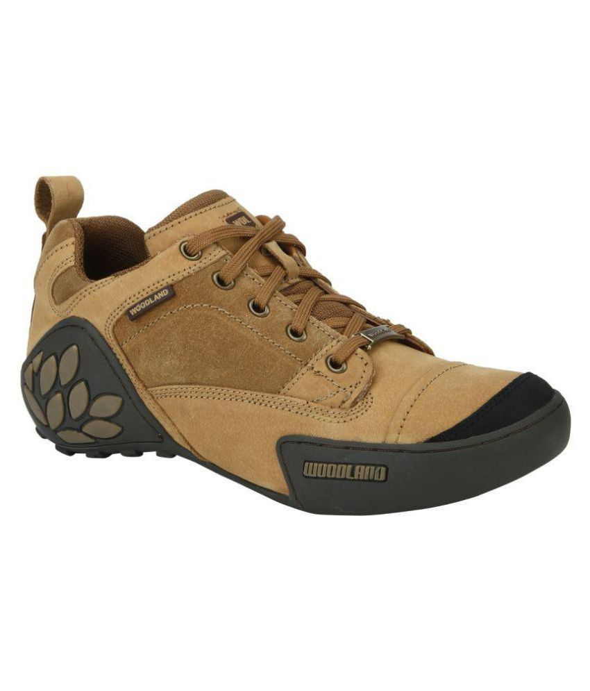 e191b8b958bbc Woodland GC 1868115 Outdoor Camel Casual Shoes - Buy Woodland GC 1868115 Outdoor  Camel Casual Shoes Online at Best Prices in India on Snapdeal