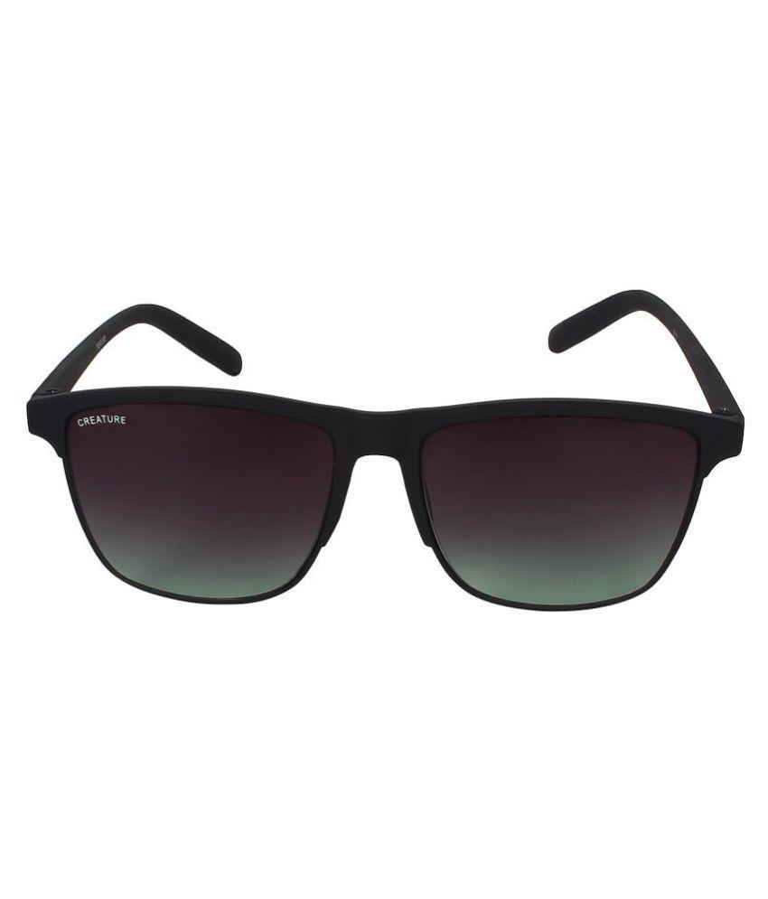 Creature - Black Square Sunglasses ( DOIT-106 )