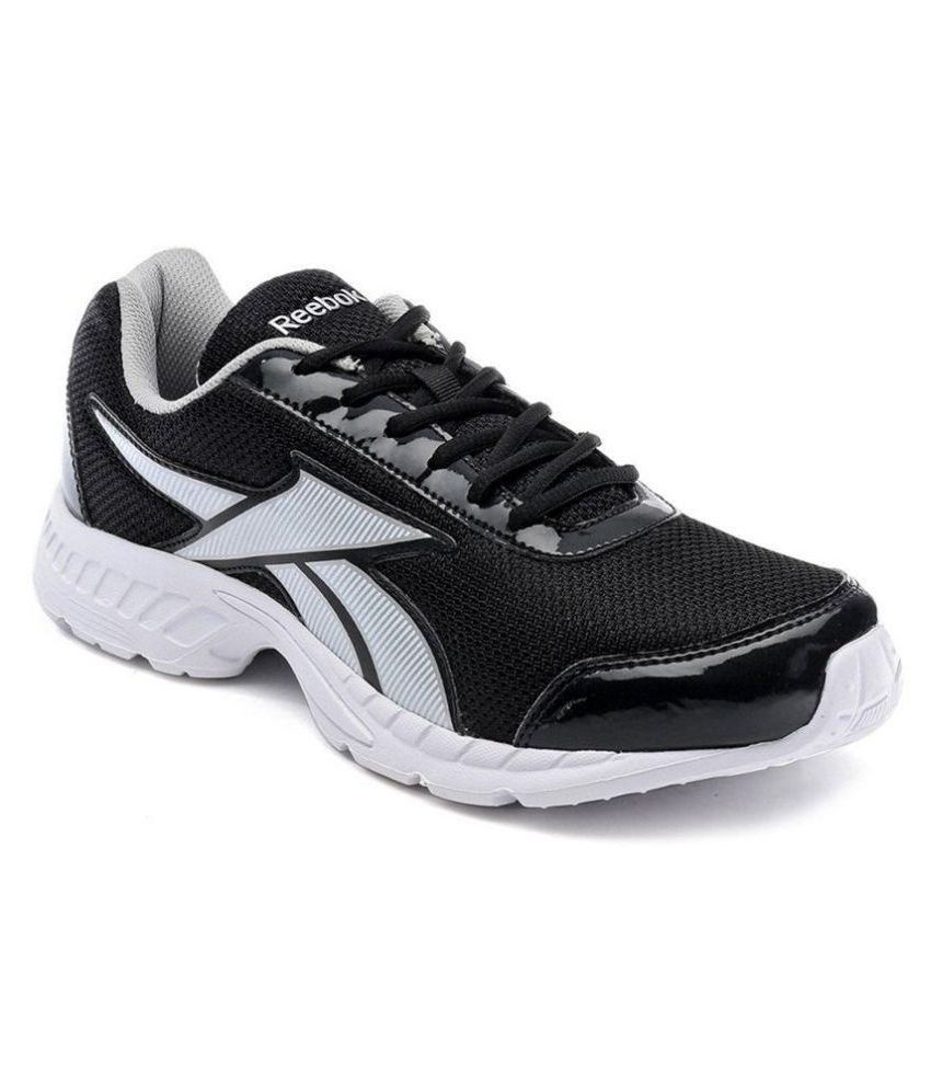 8437e3328f81f4 Reebok M44506 Black Running Shoes - Buy Reebok M44506 Black Running ...