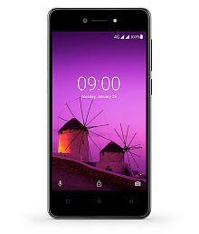 Lava Black Z50 4G VoLTE 8GB