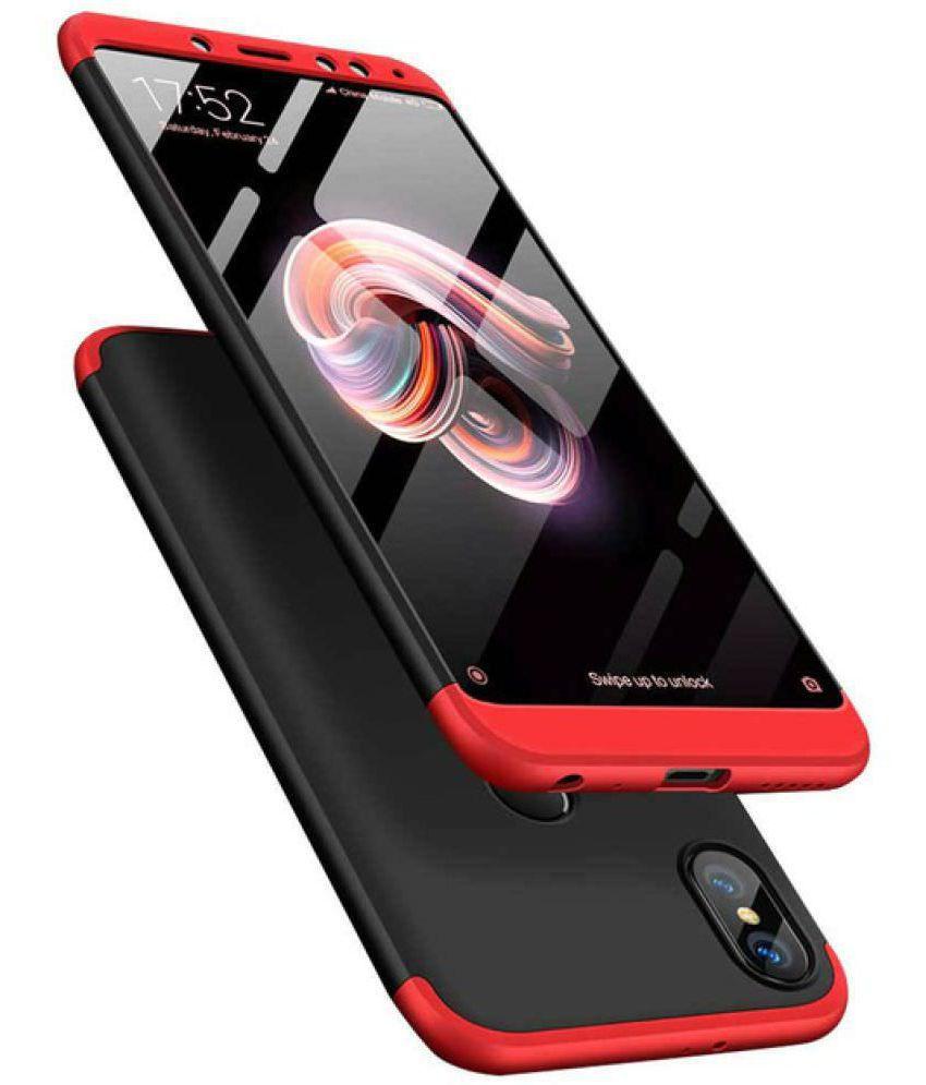 Oppo A71 Plain Cases Doyen Creations - Black Premium Gkk